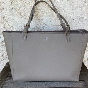 Tory Burch Leather Emerson Large